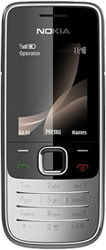 Nokia 2730 Silver Pay As You Go Phone