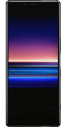 Sony Xperia 1 64GB Black Contract Phone