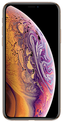 Apple iPhone XS Max 512GB Gold Contract Phone