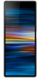 Sony Xperia 10 64GB Blue Contract Phone